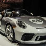 Best Sports Car:   Porsche Speedster ...N98,820,000