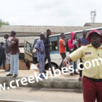 Oladimeji, A LASTMA officer with a difference