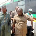 The Metamorphosis  of the Nigeria Railway  Corporation