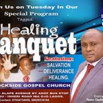 Healing Banquet with Rockside Gospel Church