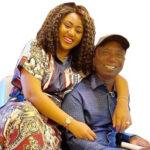 """Just breathe"" – Regina Daniel urges husband, Ned Nwoko"