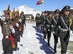 India in dialogue with China to end six months old military standoff