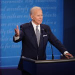 Biden defends US withdrawal from Afghanistan...video of civilians desperate to flee the country on tarmac