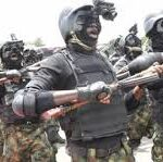 Nigerian Army Distance self from #EndSARS Protest