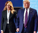 White House: Donald Trump and First Lady Tested Positive to Covid-19 symptoms