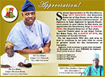 We Appreciate Gov Seyi Makinde's Giant Strides For Ogbooro Land