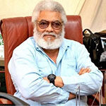 Jerry Rawlings Bows to Death at 73