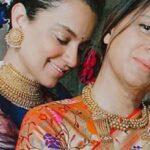Bollywood Kangana Ranaut,  Rangoli Chandel again summoned by Mumbai police