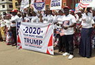 Nigerians clamour for four more years for Donald Trump