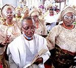 Ibadan Agog As Makinde Buries Mum...Awolowo's daughter