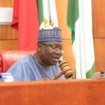 2021 Q1 NASS'll pass Electoral Act Amendment Bill — Lawan