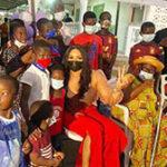 Orphanage in Ghana Benefits from Nengi's Benevolence