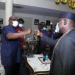 Okorocha set to commission projects today in Rivers… meets Wike