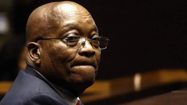 Zuma South Africa