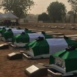 NAF holds funeral for air mishap personnel