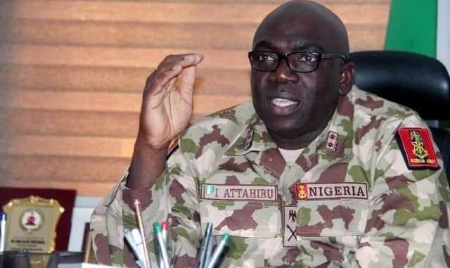 Ibrahim Attahiru Chief Of Army Staff
