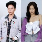 Blackpink's Jennie and BIGBANG's G-Dragon Suspected to be Dating