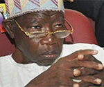 Erstwhile Lagos Governor Lateef Jakande, dies at 91