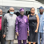Bola Tinubu Foundation supports Lagos NUJ with new Hummer Bus