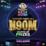 Multichoice Announces N90Million Grand Prize For BBNaija Next Edition