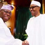 Buhari tells Obasanjo: Nigerians will continue to look up to you for wisdom