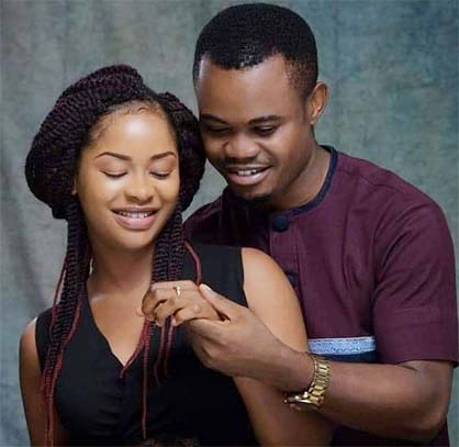Chioma N Hubby 1