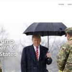 Donald Trump Launches Website '45office.com'
