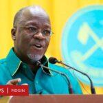 President John Magufuli of Tanzania Dies at 61
