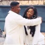 (Video) Priest Dedicates Ka3na massive fashion store in Lagos