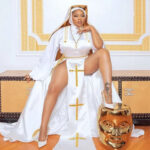 Toyin Lawani Reacts To Nun Outfit Criticism… Nigerians Are Hypocrites