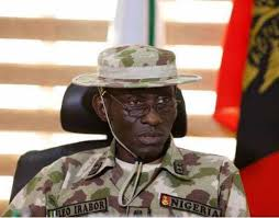 Lucky Irabor Chief Of Defence Staff