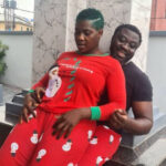 Mercy Johnson husband borrows Lady Patra's lines to celebrate wife (video)