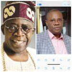 """Tinubu: A statesman @ 69                         """"The true statesman is the one who is willing to take risks."""" -Charles de Gaule(1890-1970)"""