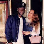 Victor Moses and wife, Josephine welcomes third child