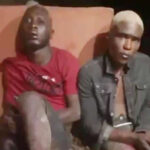 Video: Social media big boys busted during robbery operation