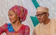 Buhari Daughter Sm