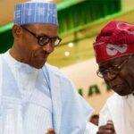 Presidency debunks rift report between Buhari and Tinubu