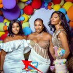 Cee-c mocked over real photo of her stomach