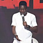 VIDEO-OMG! See What Comedian Destalker Did with Ashewo