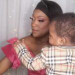 Davido's 4th baby mama named son 'Son of David'