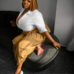 Dorathy: Getting the right size of bra is a challenge for me