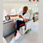 Wizkid celebrates Elumelu on 58th birthday...Big Happy Birthday Mentor
