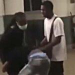 Ghana Varsity student fights boyfriend for refusing to accept pregnancy (Video)
