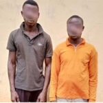 Herbalist, bricklayer arrested over killing of housewife for ritual