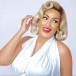 Dazzling: Gollywood star Juliet Ibrahim celebrates 35th birthday