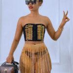 Nigerians drag Janemena's husband...mumu man