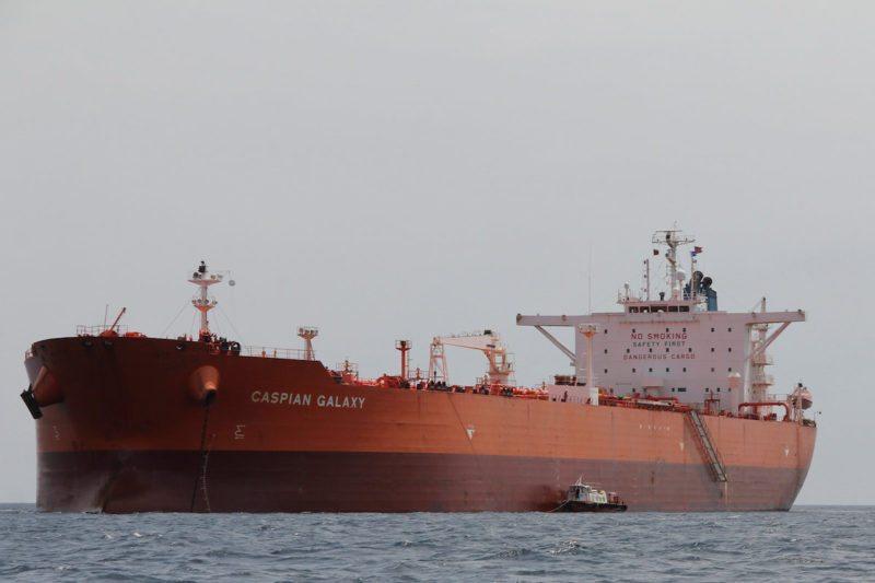 Oil Tanker Vessel