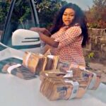 (Video) Ruth Kadiri gifted cash, cakes as birthday gift