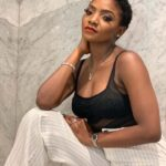 (Video) Simi opens up on how she hid her pregnancy from the public