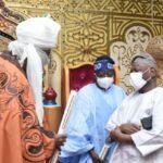 Tinubu, Ganduje and Akande Visits Emir of Kano Despite Birthday Restrictions From AYCF